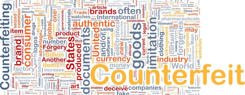 Counterfeiting in Asia