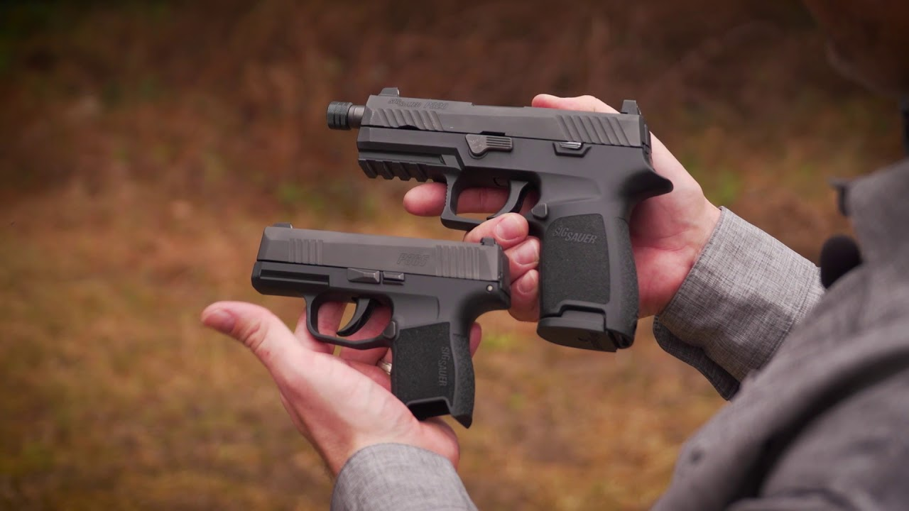 Sig Sauer P320 Vs P365 - SMCS Risk - The Complete Solutions